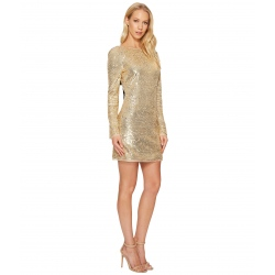 All Over Sequin Long Sleeve...